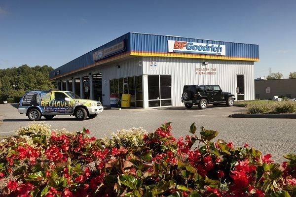 Our Store, at Behaven Tire & Auto
